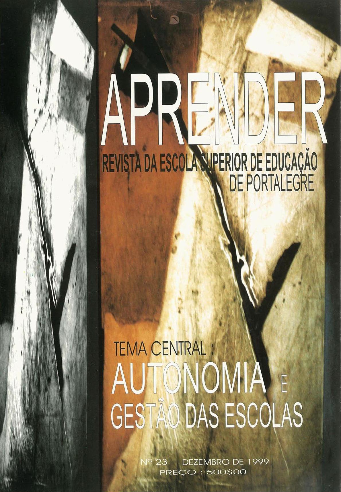 Revista Aprender nº 23